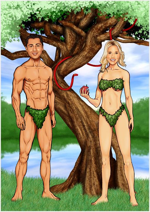 Adam I Eva Bg